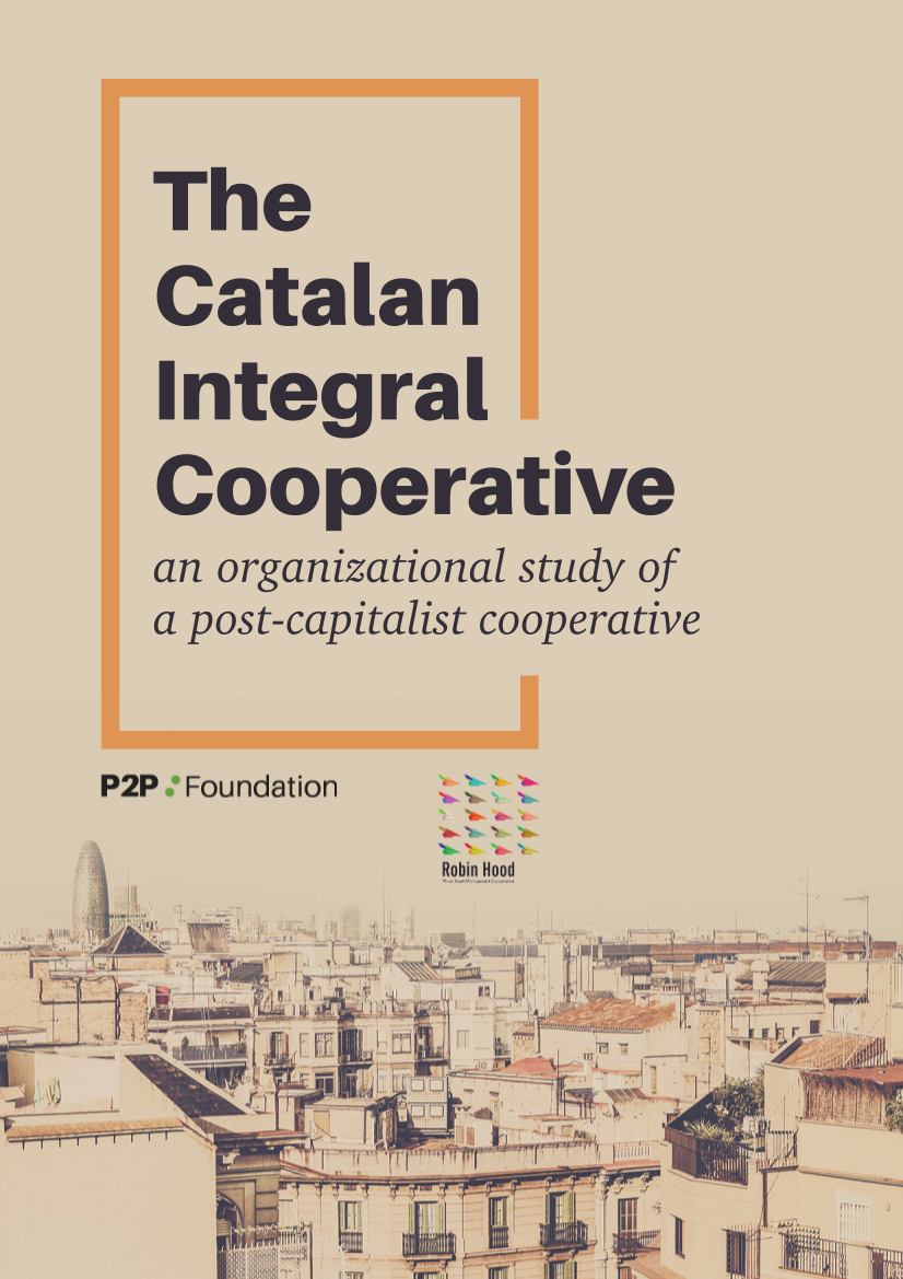 The Catalan Integral Cooperative