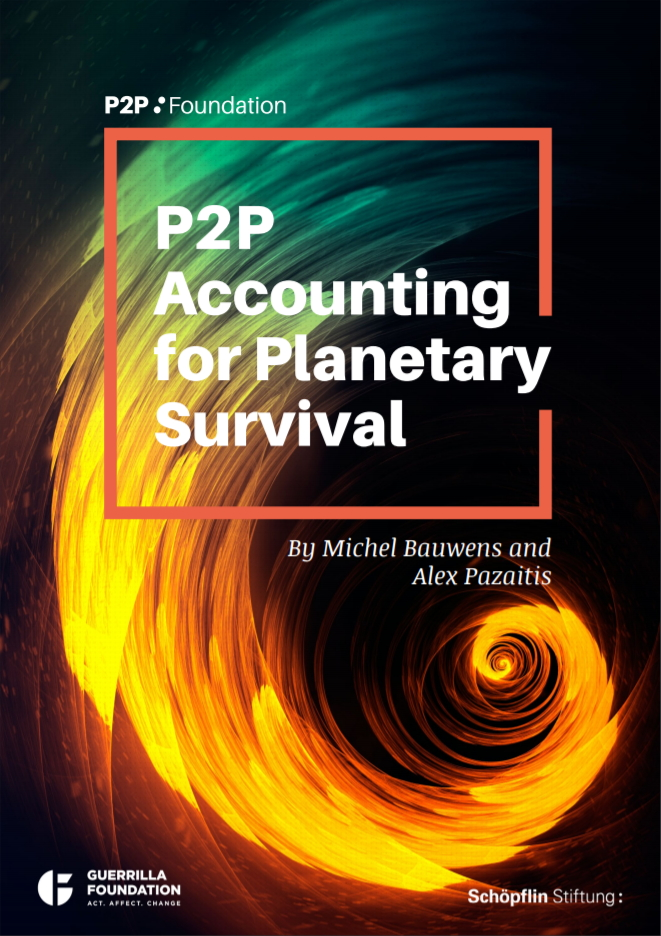P2P Accounting for Planetary Survival